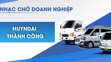 Thu âm nhạc chờ doanh nghiệp HuynDai Thành Công